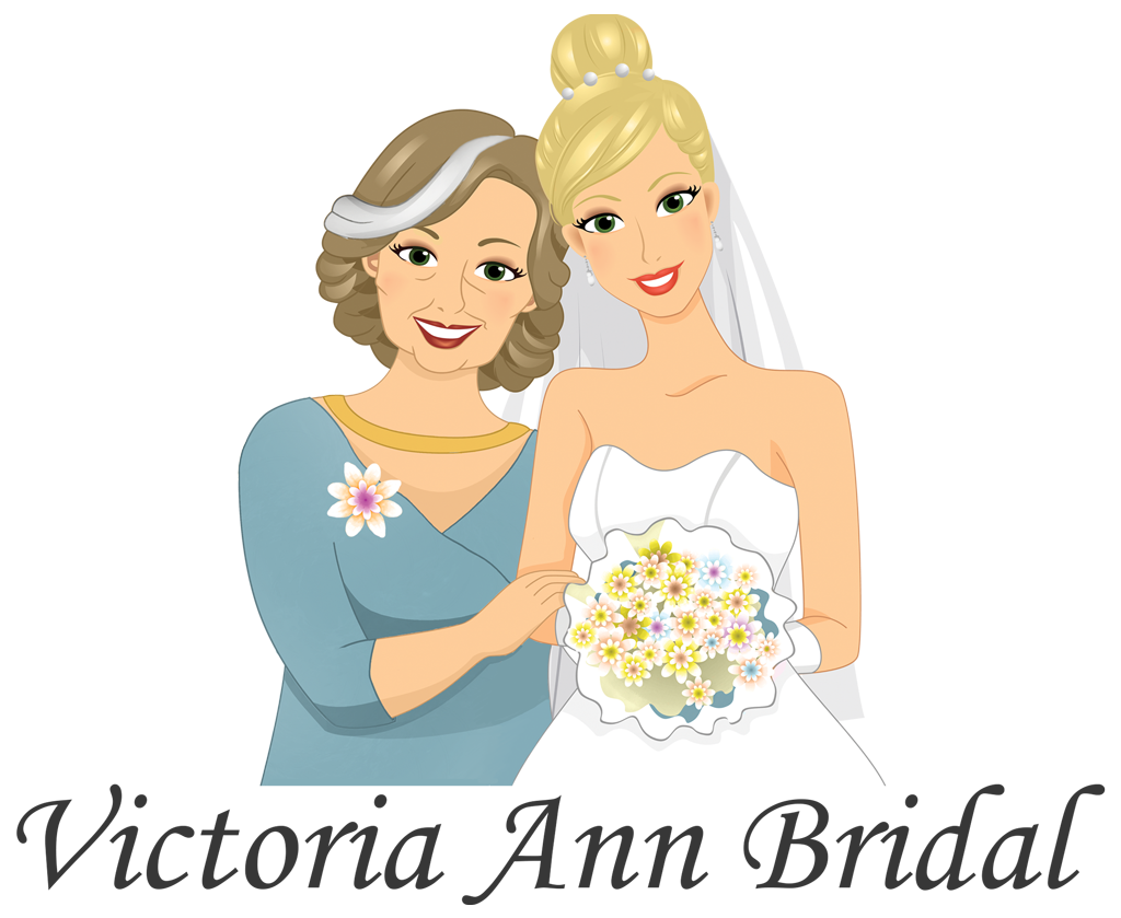 Victoria-Ann-Bridal-Mobile-Logo - A stunning collection of wedding dresses, bridal gowns, prom dresses, mothers outfits and bridesmaids, Victoria Ann Bridal