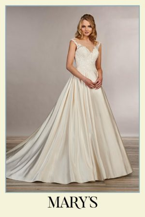 MB3076-Front.jpg - A stunning collection of wedding dresses, bridal gowns, prom dresses, mothers outfits and bridesmaids, Victoria Ann Bridal