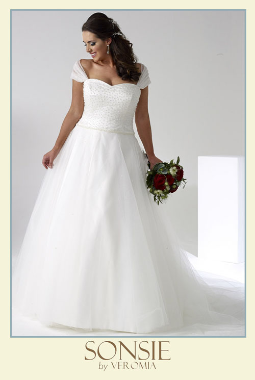 SON-91908-Front.jpg - A stunning collection of wedding dresses, bridal gowns, prom dresses, mothers outfits and bridesmaids, Victoria Ann Bridal