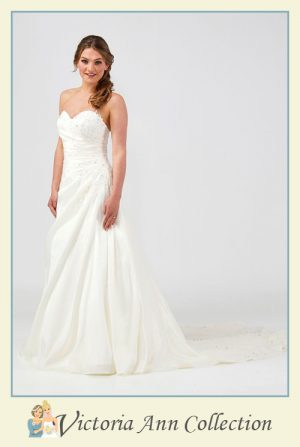 WD018 - A stunning collection of wedding dresses, bridal gowns, prom dresses, mothers outfits and bridesmaids, Victoria Ann Bridal