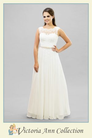 WD020 - A stunning collection of wedding dresses, bridal gowns, prom dresses, mothers outfits and bridesmaids, Victoria Ann Bridal