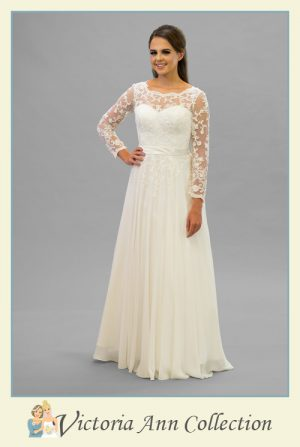 WD020S - A stunning collection of wedding dresses, bridal gowns, prom dresses, mothers outfits and bridesmaids, Victoria Ann Bridal