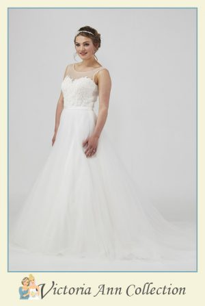 WD034 - A stunning collection of wedding dresses, bridal gowns, prom dresses, mothers outfits and bridesmaids, Victoria Ann Bridal