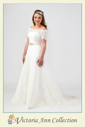 WD045 - A stunning collection of wedding dresses, bridal gowns, prom dresses, mothers outfits and bridesmaids, Victoria Ann Bridal
