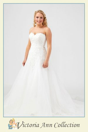 WD067 - A stunning collection of wedding dresses, bridal gowns, prom dresses, mothers outfits and bridesmaids, Victoria Ann Bridal